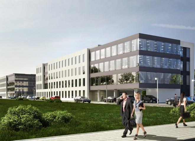 NordKapp - budynek biurowy