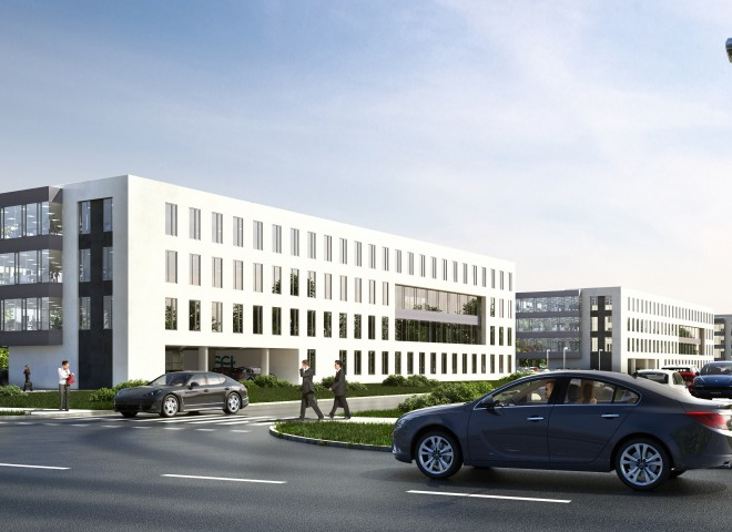 NordKapp business complex - IPhase (Annopol)